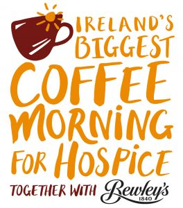 Coffee morning for Hospice