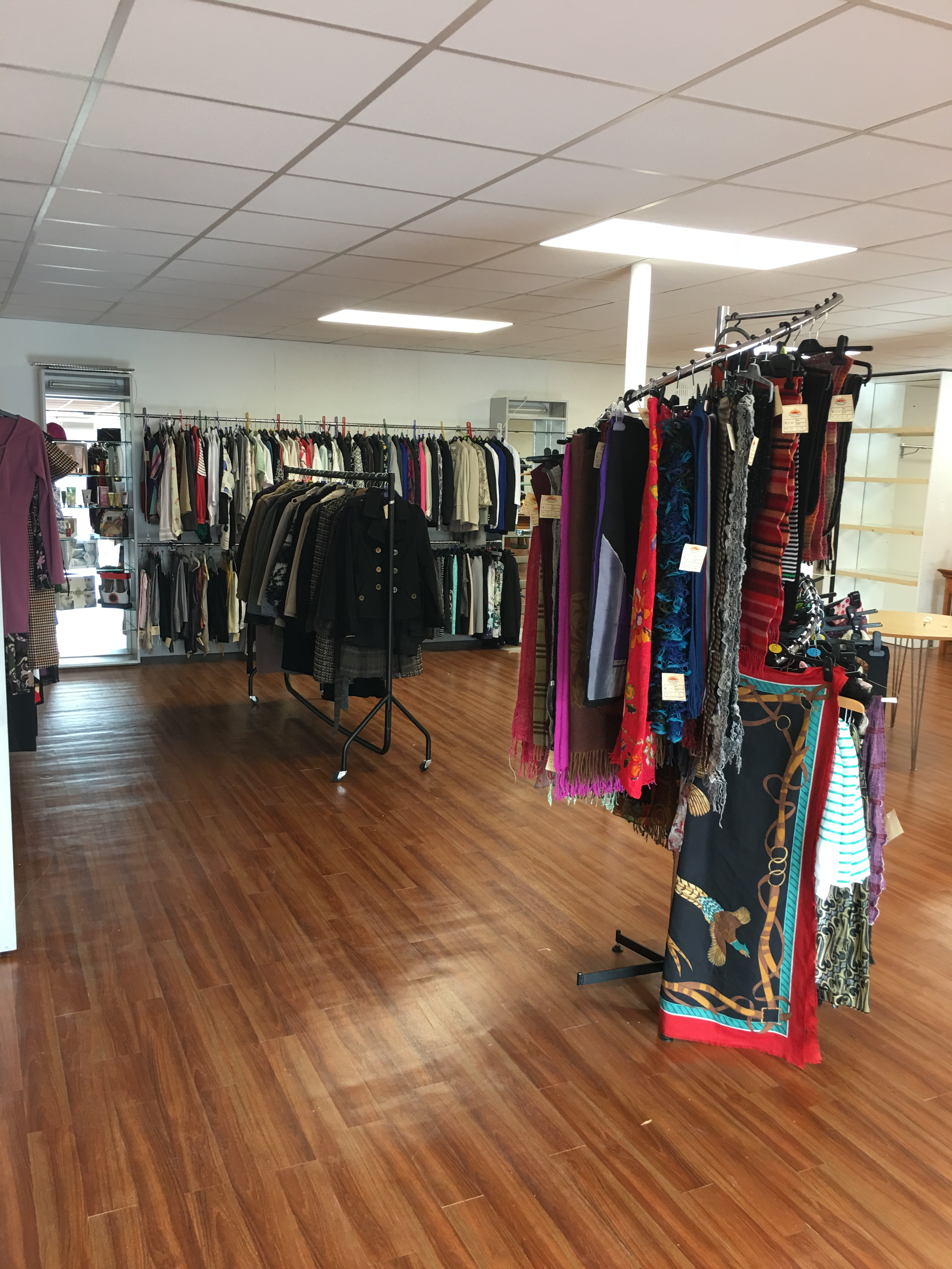 North West Hospice Charity Shop Now Open in Sligo Town
