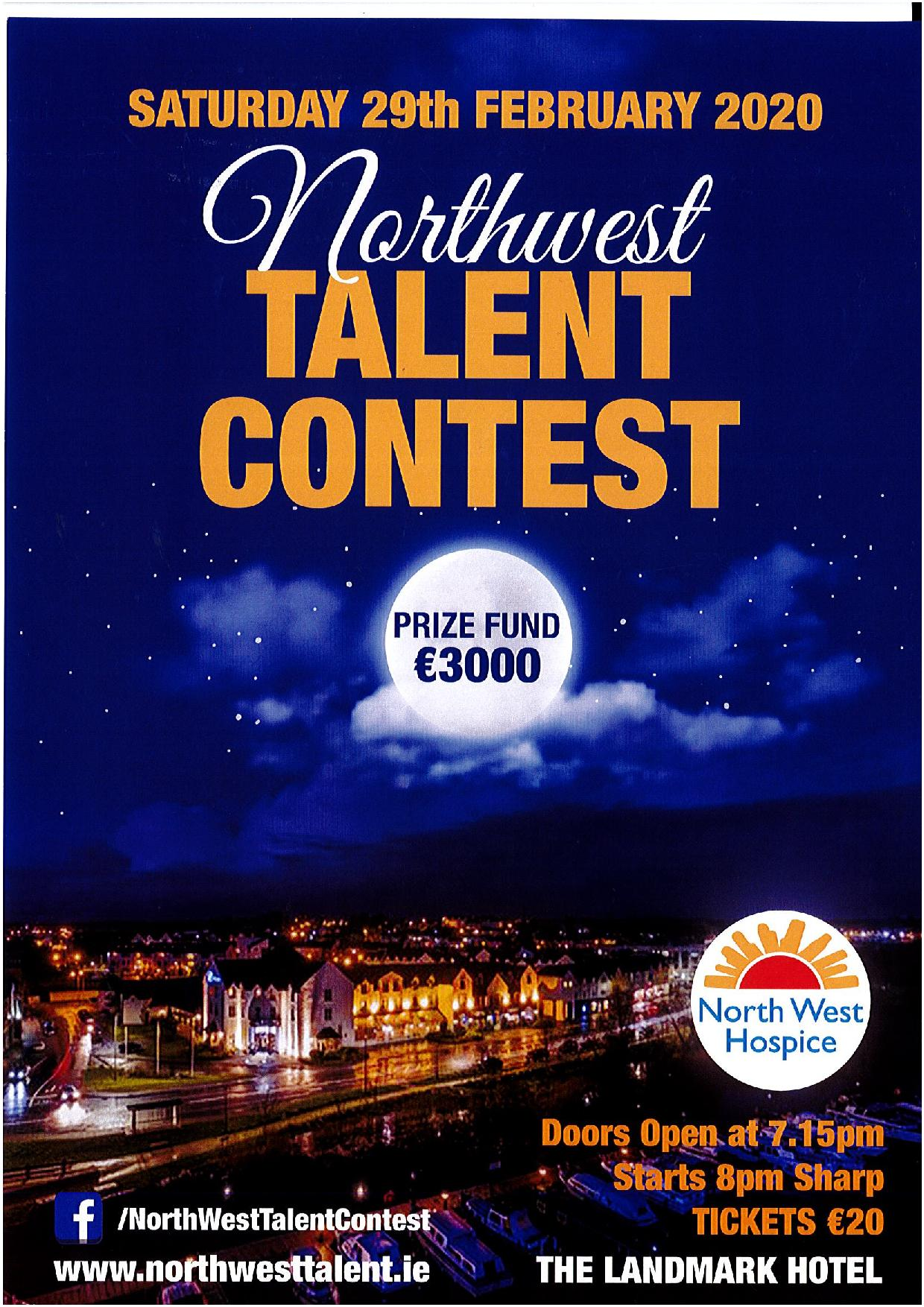 The North West Talent Contest